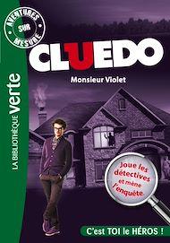 Téléchargez le livre :  Aventures sur Mesure - Cluedo 05, Monsieur Violet