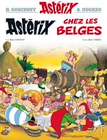 Téléchargez le livre :  Astérix - Astérix chez les Belges - n°24