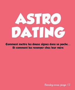 Vignette du livre Astro Dating - Olivier Cechman