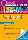 Télécharger le livre :  Objectif Concours Fiches Droit Public