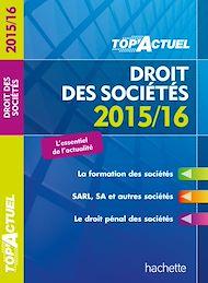Téléchargez le livre :  Top Actuel Droit Des Sociétés