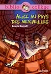 Télécharger le livre :  Bibliocollège - Alice au pays des merveilles - n° 74
