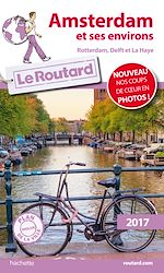 Download this eBook Guide du Routard Amsterdam et ses environs 2017