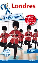 Download this eBook Guide du Routard Londres 2017