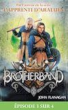 Télécharger le livre : Feuilleton Brotherband 1 - Frères d'armes - Episode 3 sur 4