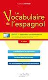 Télécharger le livre :  Le vocabulaire de l'espagnol
