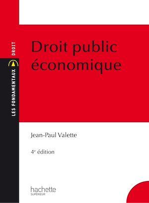 Téléchargez le livre :  Les Fondamentaux - Droit Public Économique