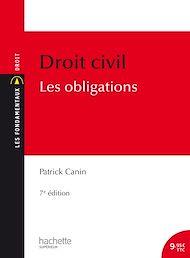 Téléchargez le livre :  Les Fondamentaux - Droit civil : Les obligations
