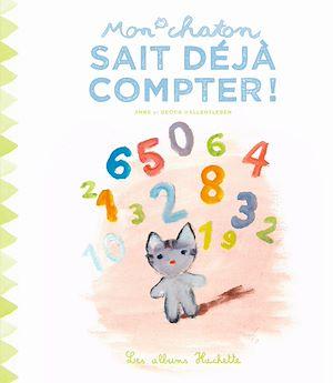 Image de couverture (Mon chaton. Volume 5, Mon chaton sait déjà compter !)