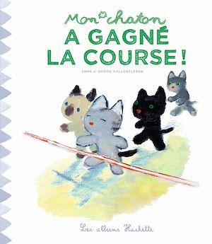 Image de couverture (Mon chaton. Volume 2, Mon chaton a gagné la course !)