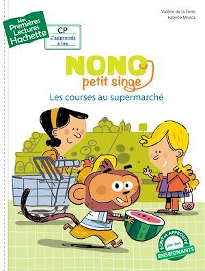 Nono, petit singe - Nono fait les courses
