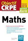 Télécharger le livre :  Objectif CRPE En Fiches Maths - 2018