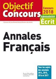 Téléchargez le livre :  Objectif CRPE  Annales Français