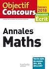 Télécharger le livre :  Objectif CRPE Annales Maths