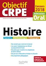 Download this eBook Objectif Crpe Histoire 2018