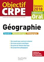 Download this eBook Objectif Crpe Géographie 2018