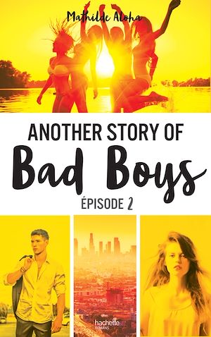 Another story of bad boys. Volume 2