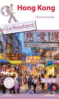 Téléchargez le livre :  Guide du Routard Hong Kong 2018/19