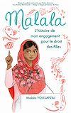 Télécharger le livre :  Malala - L'histoire de mon engagement pour le droit des filles