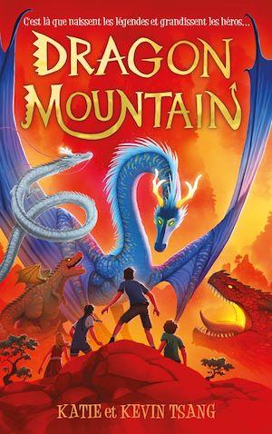 Téléchargez le livre :  Dragon Mountain - Tome 1