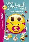 Télécharger le livre :  Emoji Tm Mon Journal 09 - Vas-y, lance-toi !
