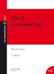 Téléchargez le livre :  Les Fondamentaux - Droit commercial