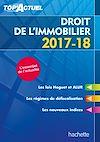 Télécharger le livre :  Top'Actuel Droit De L'Immobilier 2017-2018