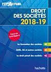 Télécharger le livre :  Top'Actuel Droit Des Sociétés 2018-2019