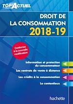Download this eBook Top Actuel Droit de la consommation 2018-2019