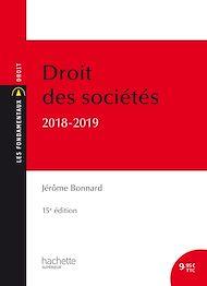 Téléchargez le livre :  Les Fondamentaux Droit des sociétés 2018-2019