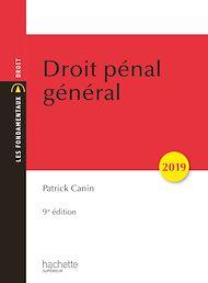 Téléchargez le livre :  Droit pénal général 2019 (9e édition)