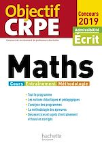 Download this eBook Objectif CRPE Maths 2019