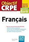 Télécharger le livre :  Objectif CRPE En Fiches Français 2019