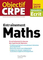 Download this eBook Objectif CRPE Entrainement En Maths 2019
