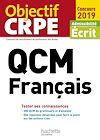 Télécharger le livre :  QCM CRPE : Français 2019