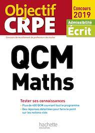 Téléchargez le livre :  QCM CRPE : Maths 2019
