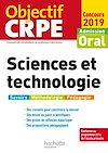 Télécharger le livre :  Objectif CRPE Sciences et technologie 2019