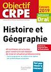 Télécharger le livre :  CRPE en fiches : Histoire Géographie 2019