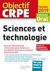Télécharger le livre :  CRPE en fiches : Sciences et technologie 2019