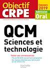 Télécharger le livre :  QCM CRPE : Sciences et technologie 2019