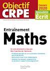 Télécharger le livre :  Objectif CRPE Entrainement en maths 2020
