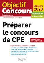Téléchargez le livre :  Préparer Le Concours De CPE 2020