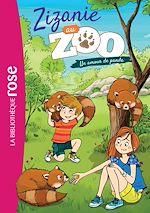 Téléchargez le livre :  Zizanie au zoo 03 - Un amour de panda