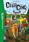 Télécharger le livre :  Le Club des Cinq 05 - Le Club des Cinq en péril