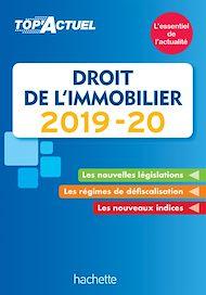 Téléchargez le livre :  Top'Actuel Droit De L'Immobilier 2019-2020