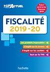 Télécharger le livre :  Top'Actuel Fiscalité 2019-2020