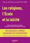 Télécharger le livre : Profession enseignant - Les Religions, l'École et la laïcité - PDF Web - Ed. 2019