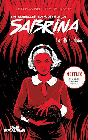 Image de couverture (Les Nouvelles Aventures de Sabrina - La Fille du Chaos)