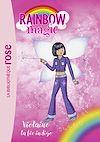 Télécharger le livre :  Rainbow Magic 06 - Violaine, la fée indigo