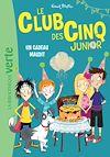 Télécharger le livre :  Le Club des Cinq Junior 09 - Un cadeau maudit